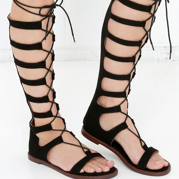 06e988e82b NIB Chinese Laundry Galactic Tall Gladiator Sandal